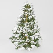 Noel ağacı 3d model