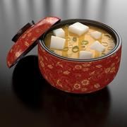 2_Miso_Soup 3d model