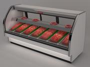 butcher case 2 3d model