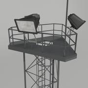 Spot Kulesi 3d model