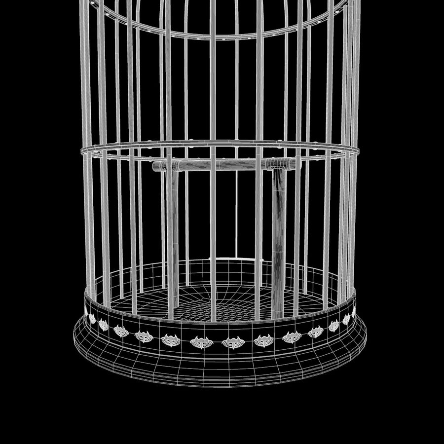Vogelkooi royalty-free 3d model - Preview no. 17