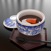 12_Sweet_Potato_Soup 3d model