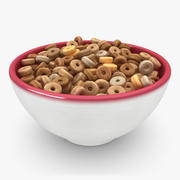 Cheerios Plain 3d model