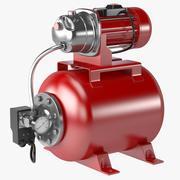 水泵 3d model