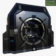 Sci_fi-reaktor 3d model