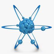 原子2 3d model