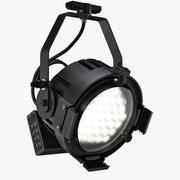 Altman LED Spectra Star Par White 3d model