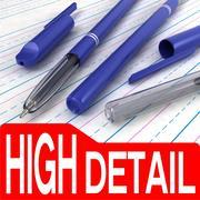 レイノルズペン 3d model