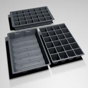 seed tray 3d model