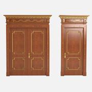 Lüks Kapılar 3d model