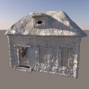 Casa de Pedra 3d model
