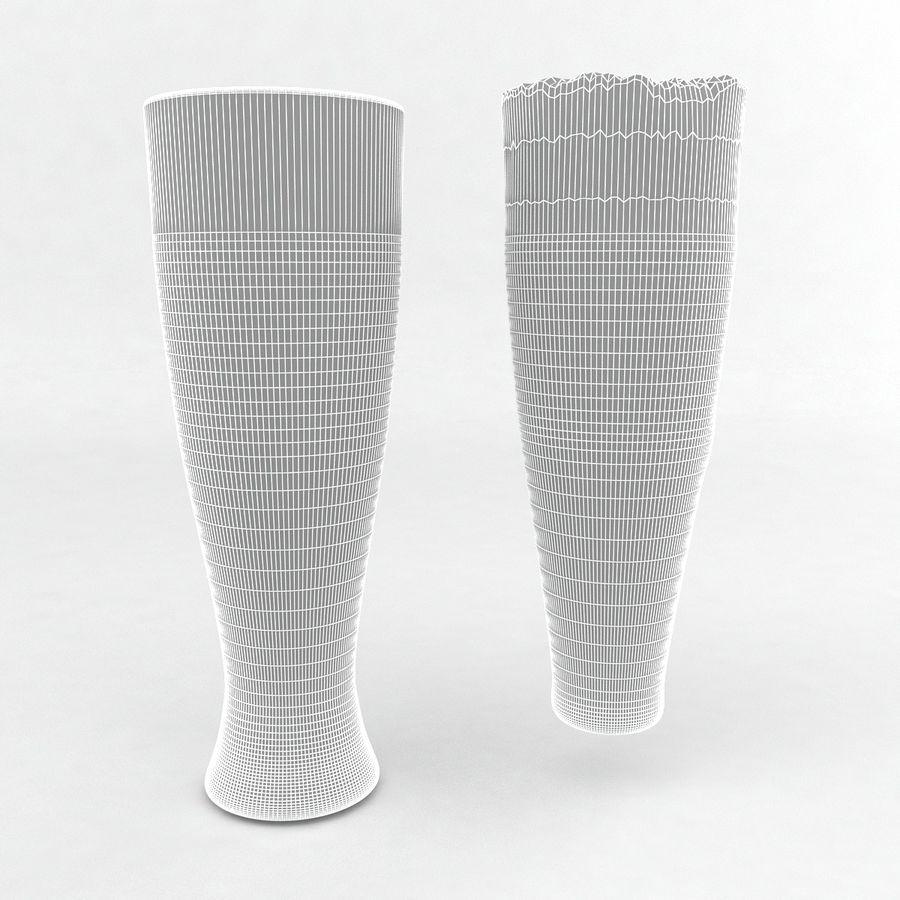 Collezione Bicchieri Bicchieri royalty-free 3d model - Preview no. 13