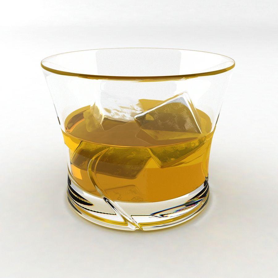 Collezione Bicchieri Bicchieri royalty-free 3d model - Preview no. 2