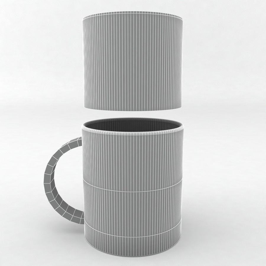 Collezione Bicchieri Bicchieri royalty-free 3d model - Preview no. 7