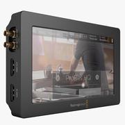 Blackmagic Video Assist modelo 3d