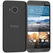 HTC One Me Meteor Grey modelo 3d