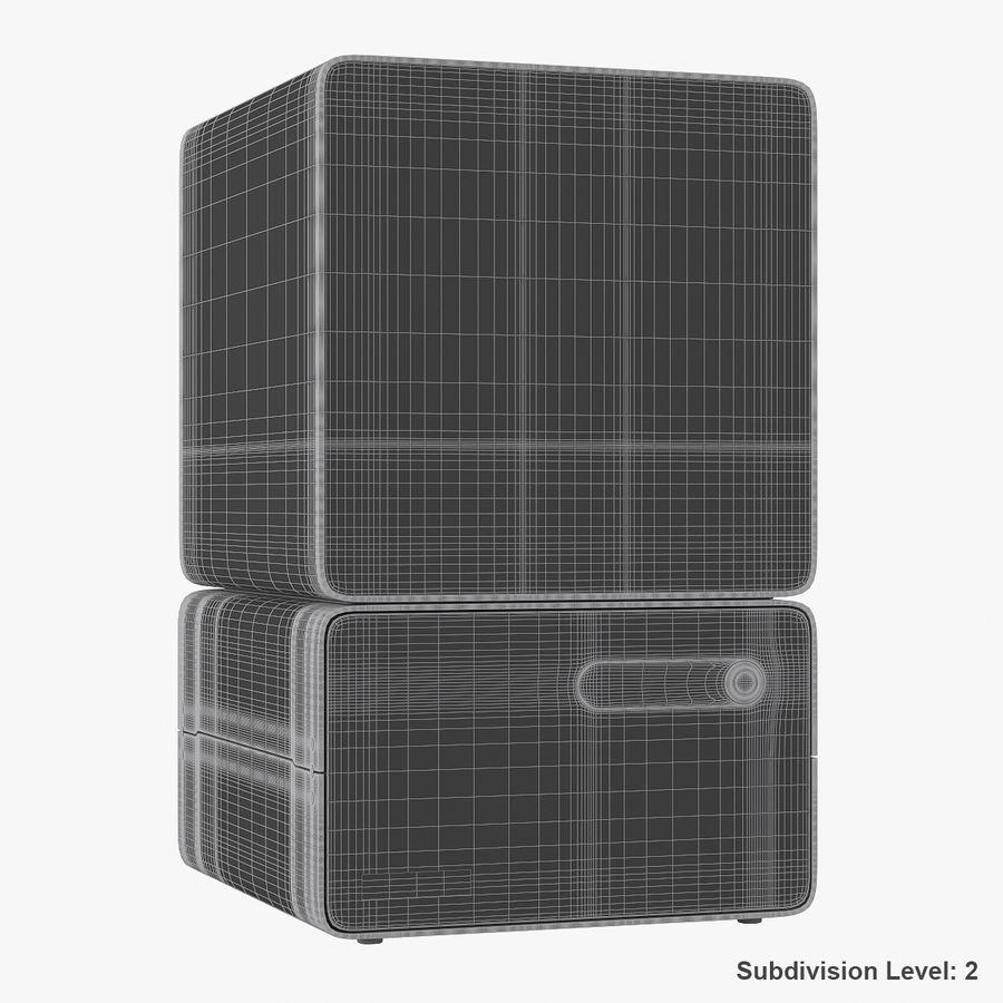 Formularz drukarki 3D 1 royalty-free 3d model - Preview no. 12