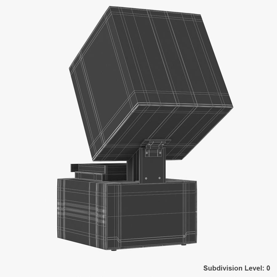 Formularz drukarki 3D 1 royalty-free 3d model - Preview no. 14