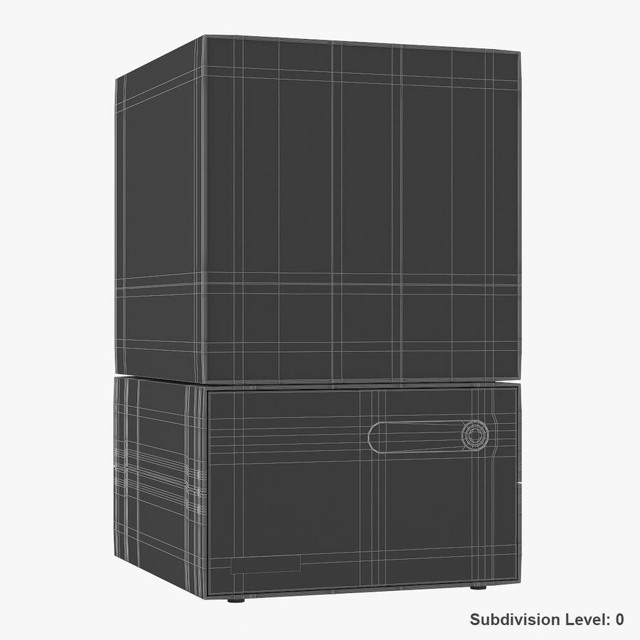 Formularz drukarki 3D 1 royalty-free 3d model - Preview no. 10