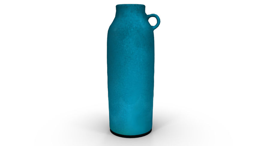 Bottle Ceramic royalty-free 3d model - Preview no. 6