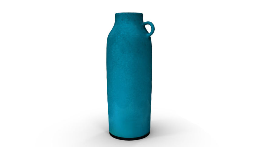 Bottle Ceramic royalty-free 3d model - Preview no. 3