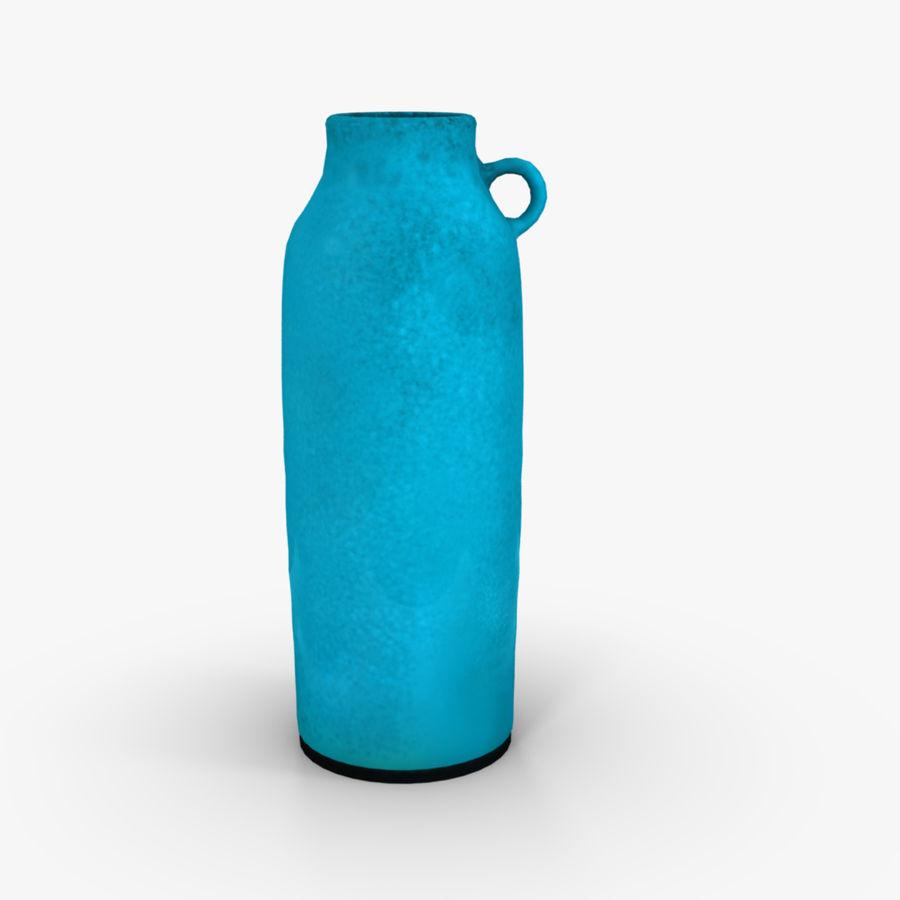 Bottle Ceramic royalty-free 3d model - Preview no. 1