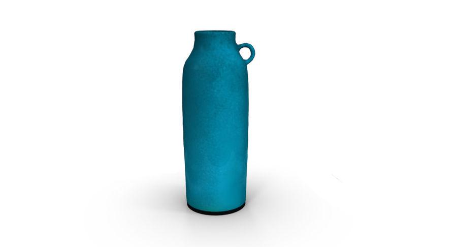 Bottle Ceramic royalty-free 3d model - Preview no. 2