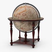 Antik Küre 3d model