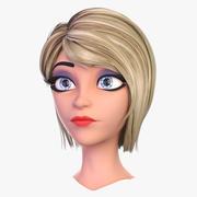 Alisa Head 3d model