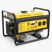 Portable Electro Generator 3d model