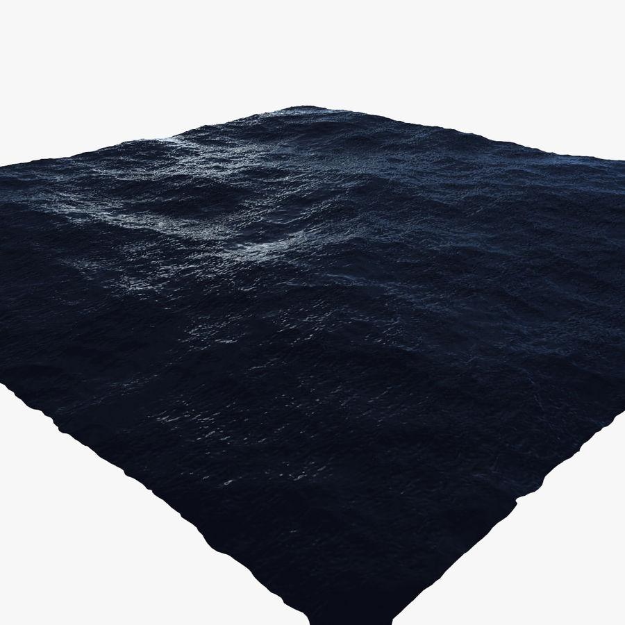 Ocean royalty-free 3d model - Preview no. 2