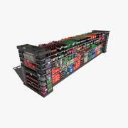 Shelf Pop Generic 3d model