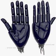 Robot ręczny 3d model