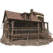 Old House 3 3d model