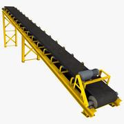 Belt Conveyor 3d model