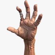 Ręka Zombie 3d model