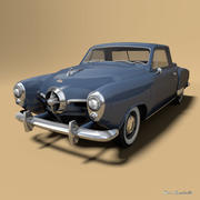 Champion Studebaker Starlight 3d model