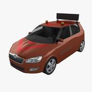 Seguimi Skoda Fabia 3d model