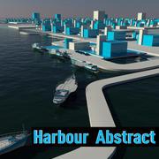 Resumo de Porto de Porto 3d model