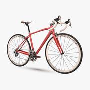 Specialiserad vägcykel 2016 3d model