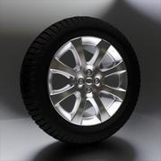 Rueda personalizada - Eon modelo 3d