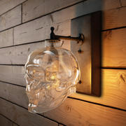 Kinkiet Czaszka - Wódka Crystal Head 3d model