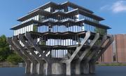 die Architektur 3d model