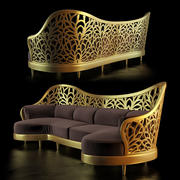 sofá ardeco 3d model