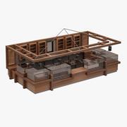 Bar Set 06 3d model