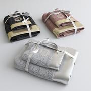 Handdoek 3d model