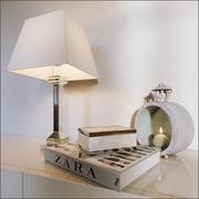 ZARA Accueil 3d model