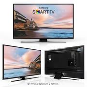 三星智能电视 3d model