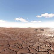 Wüste 9 3d model