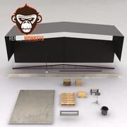 WareHouse Bundle 3d model